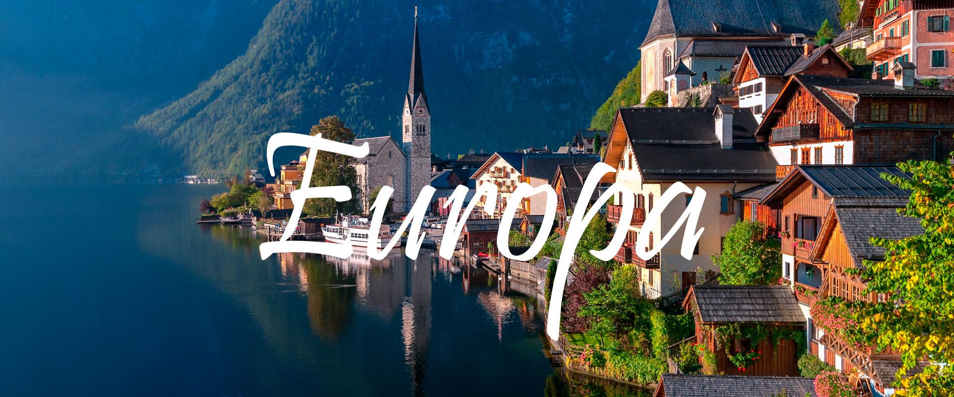 escapadas de fin de semana en Europa: los mejores destinos