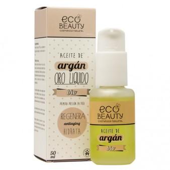 Aceite de argán eco druni
