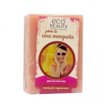 jabón rosa mosqueta eco druni